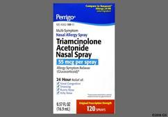 Triamcinolone Coupon - Triamcinolone 16.5g of 55mcg nasal spray