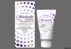 Rhofade Coupon - Rhofade 30g of 1% tube of cream