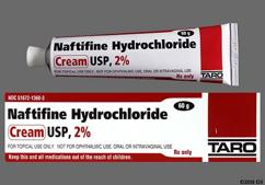 Naftifine Coupon - Naftifine 60g of 2% tube of cream