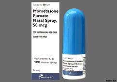 Mometasone Coupon - Mometasone 17g of 50mcg nasal spray