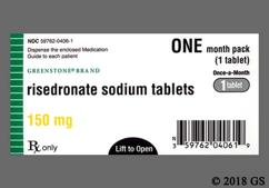 Blue Oval Rsn And 150 Mg - Risedronate Sodium 150mg Tablet
