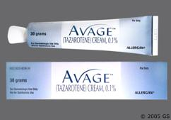 Avage Coupon - Avage 30g of 0.1% tube of cream