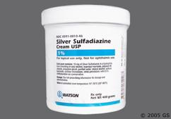 Silver Sulfadiazine Coupon - Silver Sulfadiazine 400g of 1% jar of cream