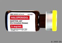 haloperidol lactate
