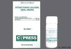 Hyosyne Coupon - Hyosyne 0.125mg/5ml elixir