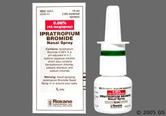 Ipratropium Coupon - Ipratropium 15ml of 0.06% nasal spray