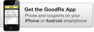 Get The GoodRx Mobile App