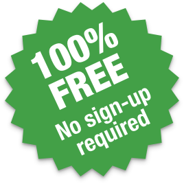 100% Free - No Sign-Up Required